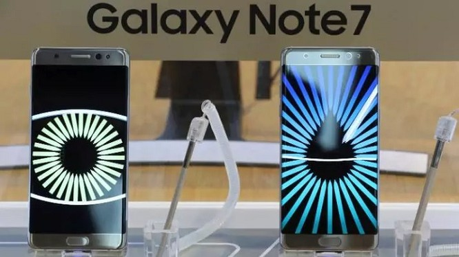 Doanh thu từ smartphone của Samsung thấp nhất trong 5 năm trở lại đây