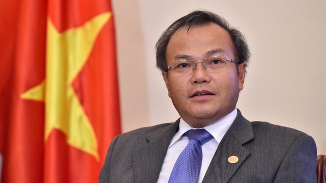 Thứ trưởng Bộ Ngoại giao Vũ Hồng Nam.