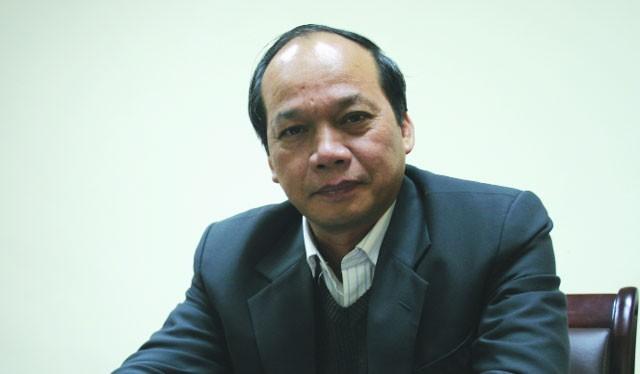 Thứ trưởng Bộ NNPTNT Vũ Văn Tám