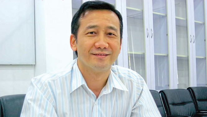 Ông Chow Chee Fan - CEO Gamuda Land Việt Nam