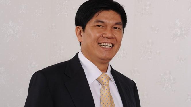 'Vua thép' Trần Đình Long