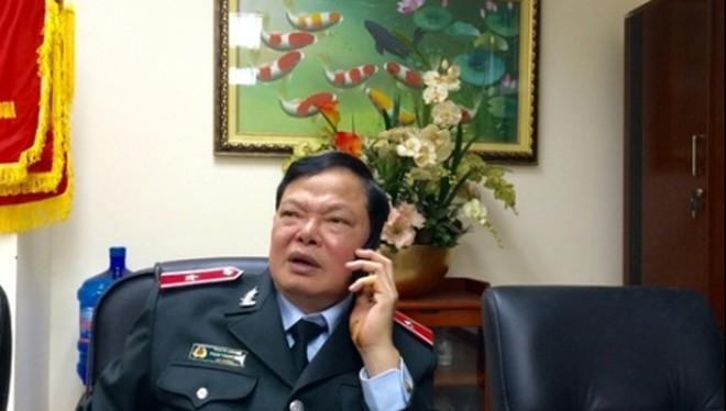 Cục trưởng Phạm Trọng Đạt