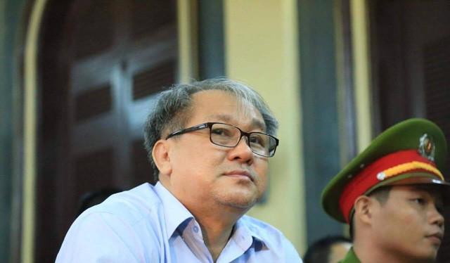Nguyên Chủ tịch HĐQT Ngân hàng Xây dựng Việt Nam Phạm Công Danh