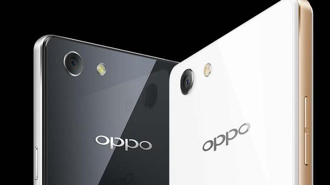 Oppo là smartphone bán chạy nhất tại Trung Quốc