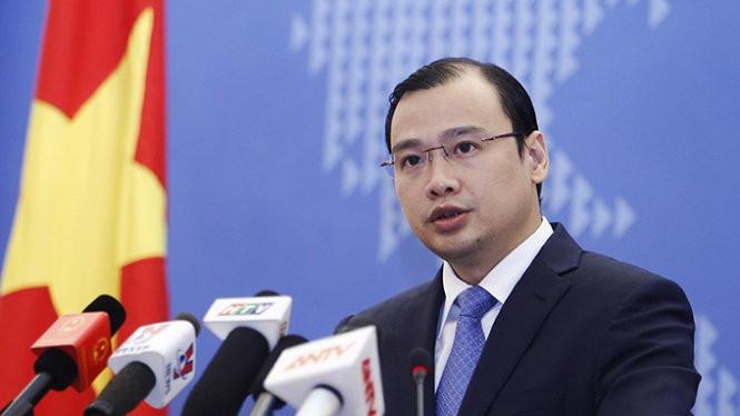 Ông Lê Hải Bình