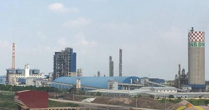 Nhà máy đạm Ninh Bình