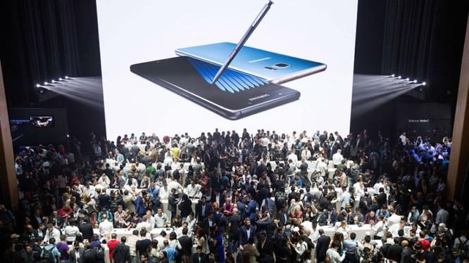 Theo tin đồn, Galaxy Note 8 sẽ trang bị màn hình lớn nhất mà Samsung từng trang bị cho một thiết bị flagship