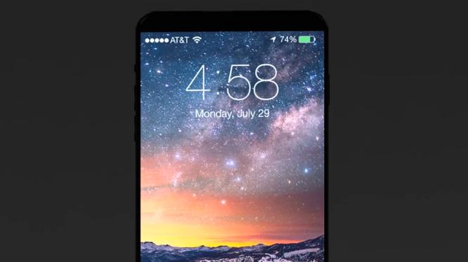"""TheoBGR, ý tưởng iPhone 8 với """"vùng chức năng"""" được hiện thực bởi Tech Driven Times đã tổng hợp các tin đồn gần đây nhất của model này."""