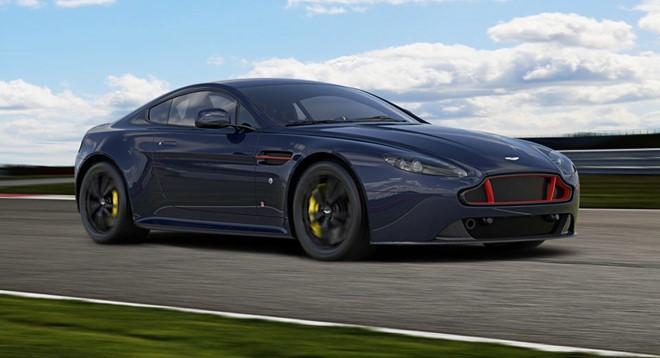 Aston Martin Vantage Red Bull Racing Edition là phiên bản đặc biệt kỷ niệm sự hợp tác của hãng xe Anh quốc và đội đua nổi tiếng.