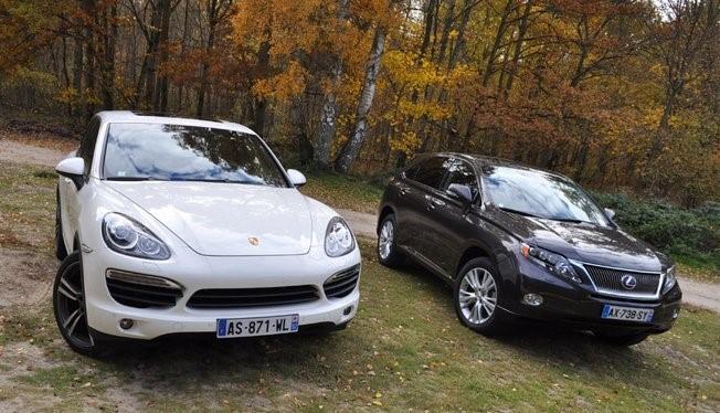 Lexus cùng Porsche đứng đầu danh sách những thương hiệu đáng tin cậy.