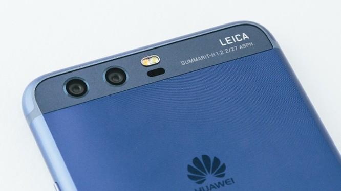 Những ảnh chụp đầu tiên từ camera của Huawei P10