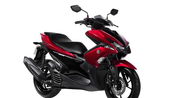 Yamaha NVX 125 có giá bán gần 41 triệu đồng.