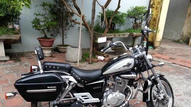 """""""Soi"""" loạt xe môtô giá dưới 80 triệu tại thị trường Việt"""