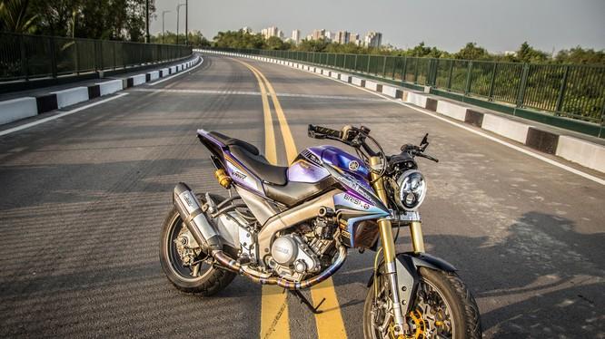 Yamaha FZ150i độ của biker Sài Gòn