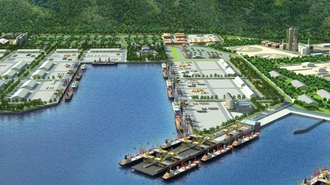Cảng Lạch huyện