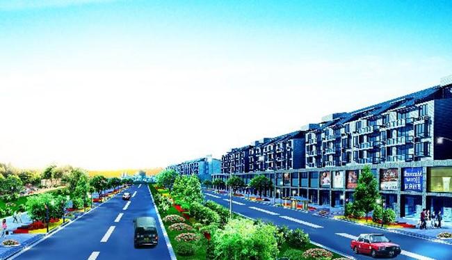 Mô hình phát triển giao thông tại Sầm Sơn