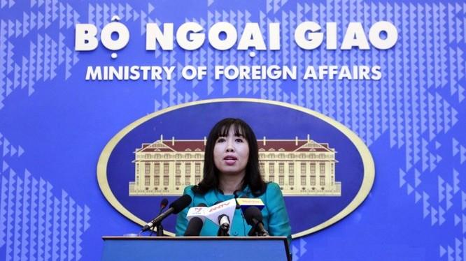 Bà Lê Thị Thu Hằng - Người Phát ngôn mới của Bộ Ngoại giao