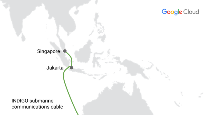 Có chiều dài xấp xỉ 9.000 kilometer, tuyến cáp dự kiến sẽ hoàn thành vào giữa năm 2019