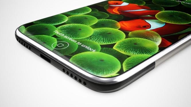 Concept mới của iPhone được thiết kế bởi Martin Hajek. Anh đã liên tưởng tới hình ảnh này khi trò chuyện cùng những người bạn về xu hướng phát triển của các smartphone.