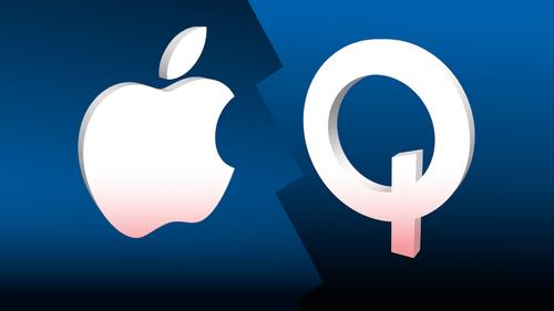 Qualcomm và Apple tiếp tục căng thẳng.