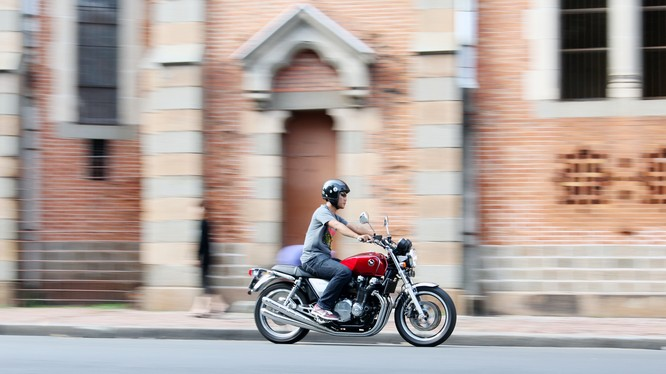 Honda CB - niềm đam mê của biker Việt