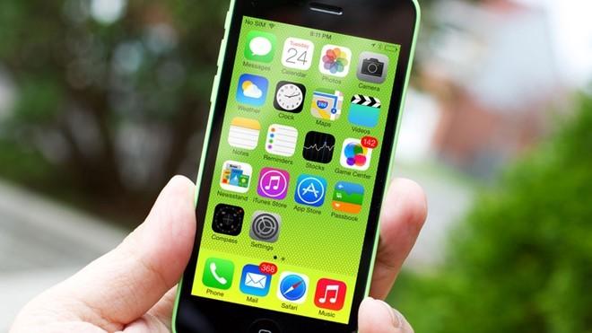 iPhone 5C và iPhone 5 không còn nhận được bản nâng cấp mới.