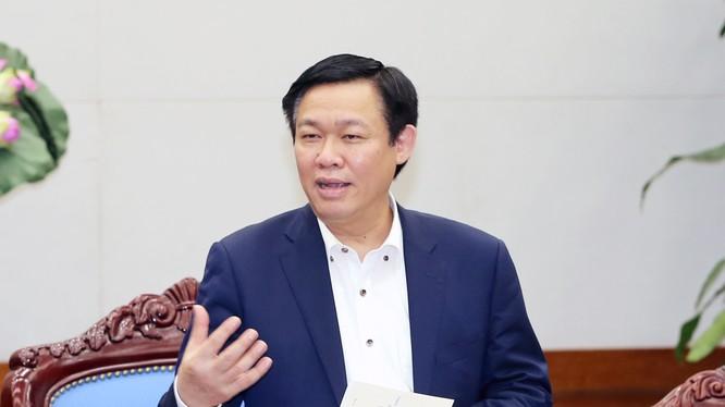 Phó Thủ tướng Vương Đình Huệ - Trưởng Ban Chỉ đạo Nhà nước về đổi mới cơ chế hoạt động của các đơn vị sự nghiệp công lập