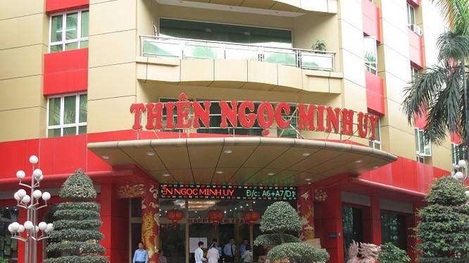 Ngày 25/4, Công ty TNHH Thiên Ngọc Minh Uy chính thức bị rút giấy phép bán hàng đa cấp