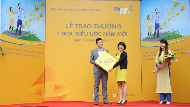 Ông Lưu Văn Lương nhận giải đặc biệt