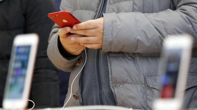 Apple được cho là đang đăng ký bản quyền sạc pin cho iPhone qua WiFi