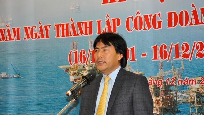 Ông Nguyễn Hùng Dũng, người được PVN đề xuất làm tân Chủ tịch Hội đồng thành viên của tập đoàn