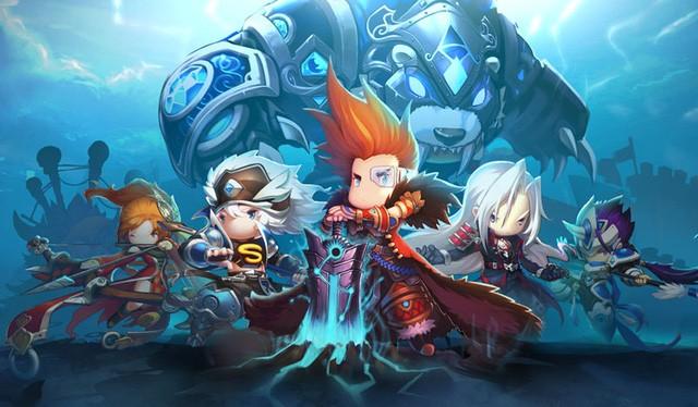 """Top 5 game mobile đồ họa Chibi vẫn đang """"hút hồn"""" gamer thế giới"""