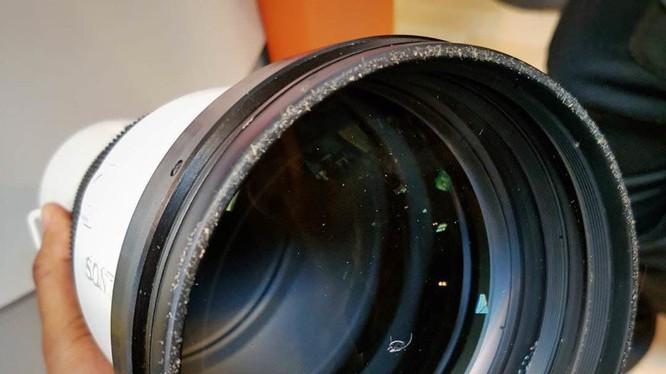 Ống kính Sony 500mm f/4 G SSM trị giá 13.000 USD