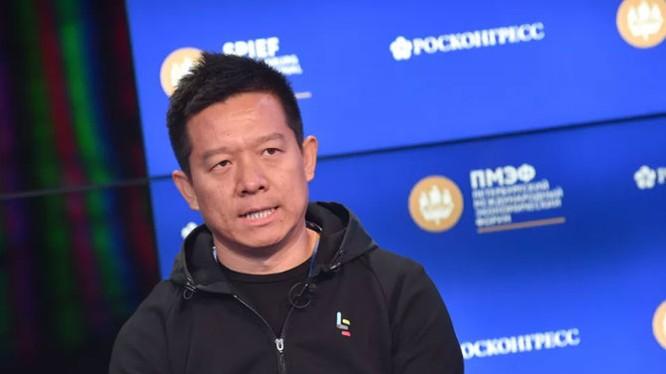 CEO hãng công nghệ Trung Quốc LeEco từ chức