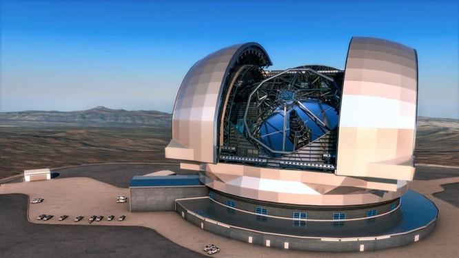 Xây dựng kính viễn vọng khổng lồ để tìm kiếm nhiều điều thú vị về vũ trụ chúng ta chưa hề biết