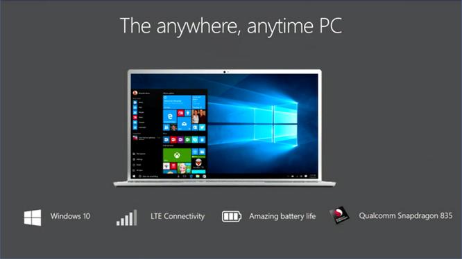 Windows 10 chạy trên chip ARM là gì? Nó khác gì Windows RT?