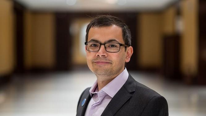 Demis Hassabis, Giám đốc điều hành và nhà đồng sáng lập của DeepMind (ảnh: TheVerge)