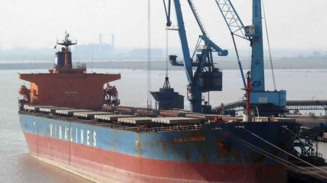 Tàu Vinalines Trader được Vinalines dự tính bán với giá 97 tỷ - theo định giá sắt vụn