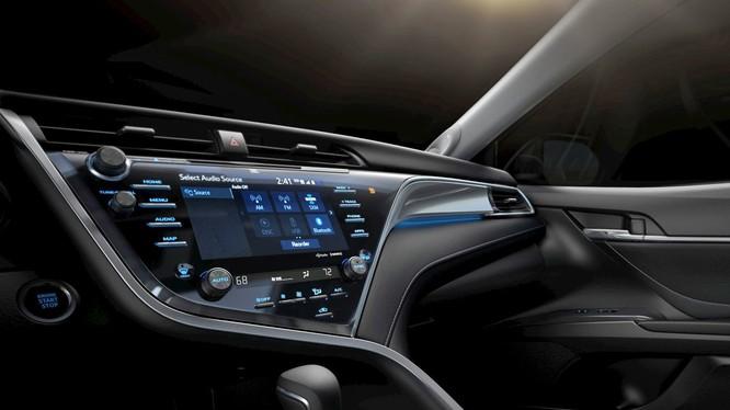 Toyota sẽ dùng nền tảng Linux cho dòng xe Camry mới