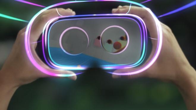 Bộ kính thực tế ảo mới được ra mắt của Google.