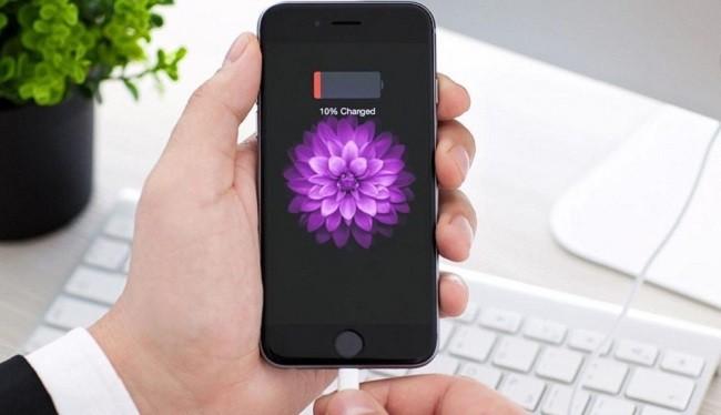 3 mẹo giúp tăng thời gian sử dụng pin trên smartphone