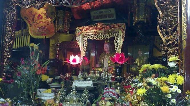 Đền Ông Hoàng Mười: Điểm nhấn du lịch văn hoá tâm linh