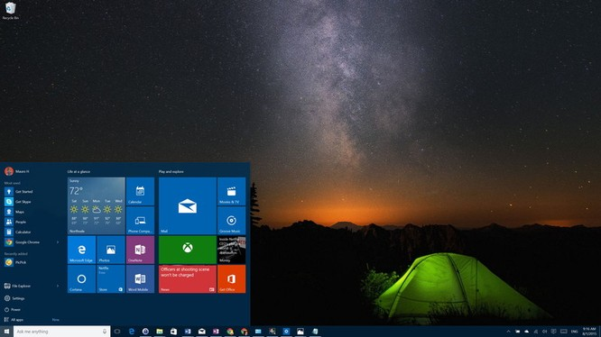 Những thống kê thú vị về Microsoft và Windows 10