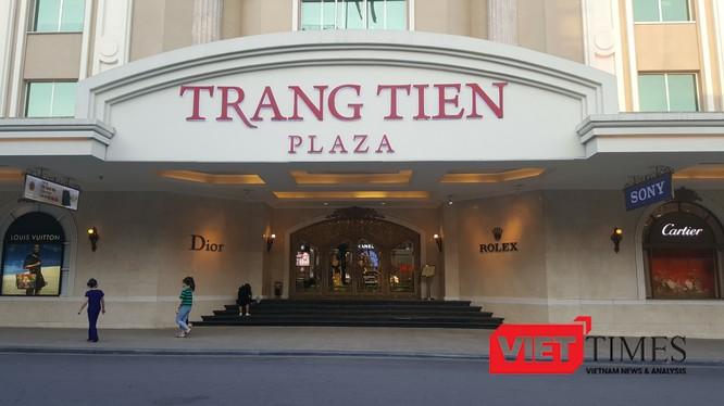 Trang Tiền Plaza có thể bán hết cho tư nhân