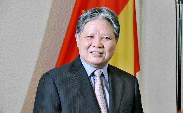 Nguyên Bộ trưởng Bộ Tư pháp Hà Hùng Cường. Nguồn Internet.
