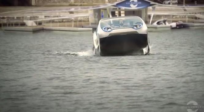 """Pháp theo đuổi dự án """"Uber trên mặt nước"""""""