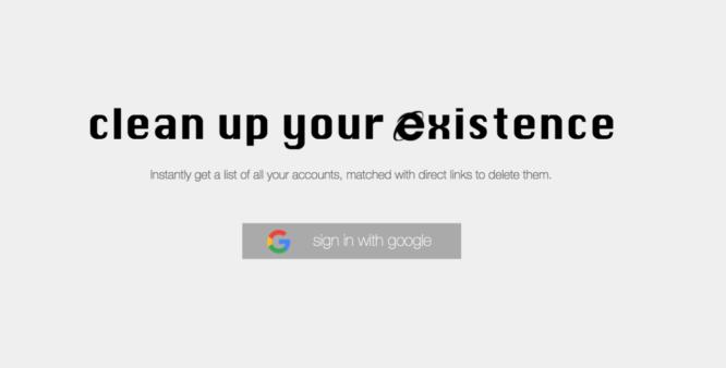 Xóa sạch sự tồn tại trên Internet chỉ với vài cú click chuột