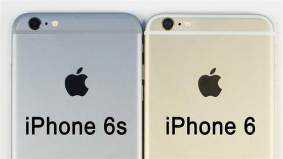 Ảnh: phân biệt iPhone 6S vỏ thật và vỏ lô (Nguồn: Internet)