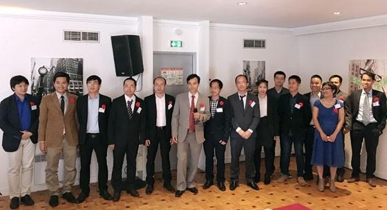 Hiệp hội Chuyên gia công nghệ cao gốc Việt tại châu Âu