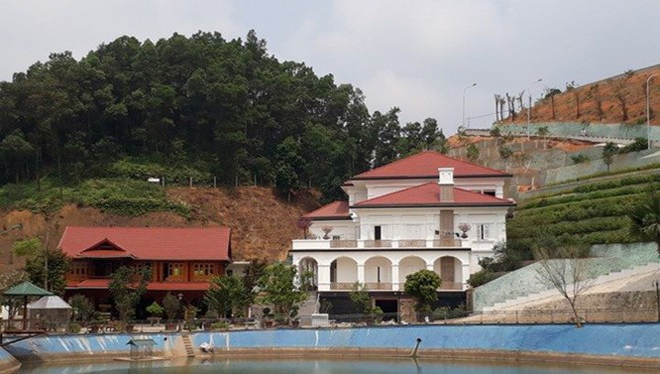 Thửa đất tại tổ 42, tổ 52, phường Minh Tân, thành phố Yên Bái